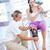femenino · médico · examinar · rodilla · hospital · mujer - foto stock © wavebreak_media