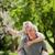 голову · Плечи · зрелый · романтические · пару · глядя - Сток-фото © wavebreak_media