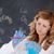 bilim · adamı · deney · laboratuvar · kadın · kız · kadın - stok fotoğraf © wavebreak_media