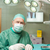 sebész · ül · sebészi · szerszámok · szoba · kezek - stock fotó © wavebreak_media