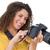 portret · vrouwelijke · fotograaf · witte · technologie · fotografie - stockfoto © wavebreak_media