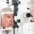 optometrist · zicht · testen · senior · patiënt - stockfoto © wavebreak_media