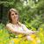 portret · młoda · kobieta · relaks · kobieta · osoby - zdjęcia stock © wavebreak_media