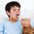 liebenswert · wenig · Junge · ärztliche · Untersuchung · Krankenhaus · Arbeit - stock foto © wavebreak_media