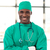 портрет · врач · Постоянный · больницу · стороны · улыбка - Сток-фото © wavebreak_media
