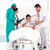 врачи · пациент · группа · медицина · синий - Сток-фото © wavebreak_media