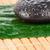 preto · pedra · folha · natureza · fundo - foto stock © wavebreak_media