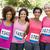 female participants of breast cancer marathon stock photo © wavebreak_media