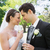 glimlachend · gelukkig · bruid · bloem · binnenshuis · horizontaal - stockfoto © wavebreak_media
