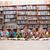 fiú · lány · olvas · könyv · együtt · spanyol - stock fotó © wavebreak_media