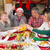 extended family toasting at christmas dinner stock photo © wavebreak_media