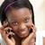 красивой · призыв · гостиной · улыбка · телефон - Сток-фото © wavebreak_media