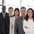 деловой · женщины · глядя · камеры · группа · бизнеса · служба - Сток-фото © wavebreak_media