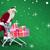クリスマス · ショッピングカート · 贈り物 · プレゼント · 孤立した · 白 - ストックフォト © wavebreak_media