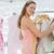 美しい · 女性 · ファッション · デザイナー · ラック · 服 - ストックフォト © wavebreak_media