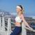 Fit blonde standing on the pier stock photo © wavebreak_media