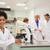 счастливым · медик · рабочих · микроскоп · университета · человека - Сток-фото © wavebreak_media
