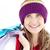 Positive woman holding shopping bags  stock photo © wavebreak_media