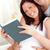 futuro · genitori · lettura · libro · seduta - foto d'archivio © wavebreak_media
