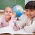 улыбаясь · школьницы · глядя · камеры · мира · пер - Сток-фото © wavebreak_media