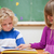 schoolmeisjes · lezing · sprookje · klas · student · notebook - stockfoto © wavebreak_media