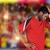 decepcionado · fútbol · ventilador · mirando · hacia · abajo · blanco · mujer - foto stock © wavebreak_media