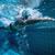 musculaire · piscine · homme · papillon · bleu - photo stock © wavebreak_media