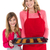 festive mother and daughter making christmas cookies stock photo © wavebreak_media