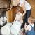permanente · familie · gelukkig · moeder · schoonmaken · vrouwelijke - stockfoto © wavebreak_media