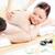 man · massage · hot · tub · spa · jacuzzi · water - stockfoto © wavebreak_media