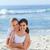 aanbiddelijk · meisje · moeder · water · vrouwen · zomer - stockfoto © wavebreak_media