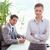 молодые · бизнес-команды · работу · заседание · таблице · комнату - Сток-фото © wavebreak_media