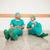 chirurghi · seduta · piano · ospedale · salute · verde - foto d'archivio © wavebreak_media