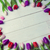 tulips forming frame stock photo © wavebreak_media