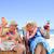 пару · палуба · стульев · женщину · семьи · человека - Сток-фото © wavebreak_media