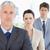 jungen · ernst · Geschäftsmann · Team · Büro · Mann - stock foto © wavebreak_media