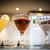 three cocktails in a row stock photo © wavebreak_media