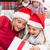 nino · sorprendente · padre · Navidad · presente · hombre - foto stock © wavebreak_media