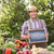 Farmer selling organic veg at market stock photo © wavebreak_media