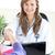 mri · gép · orvos · nővér · számítógép · egészség - stock fotó © wavebreak_media