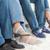 вид · сбоку · четыре · ног · ног · обувь · полу - Сток-фото © wavebreak_media