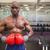 мышечный · Боксер · здоровья · клуба · портрет · рубашки - Сток-фото © wavebreak_media