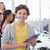 studenten · monitor · scherm · onderwijs · technologie - stockfoto © wavebreak_media