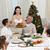 madre · Turchia · famiglia · Natale · cena - foto d'archivio © wavebreak_media