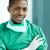 fiatal · sebész · orvos · boldog · egészség · kórház - stock fotó © wavebreak_media