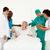 heureux · soins · assistant · âgées · patient · Homme - photo stock © wavebreak_media