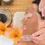 békés · barna · hajú · sár · kezelés · gyógyfürdő · nő - stock fotó © wavebreak_media