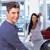 カップル · キー · 新しく · 車 · 幸せ - ストックフォト © wavebreak_media