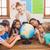 elementare · Schüler · Geographie · Klasse · Lehrer · Schule - stock foto © wavebreak_media