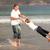 figlio · di · padre · giocare · spiaggia · giovani · cielo · famiglia - foto d'archivio © wavebreak_media